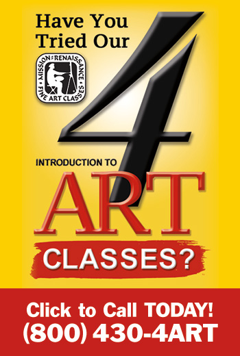 Introduction to Art Classes from Mission: Renaissance
